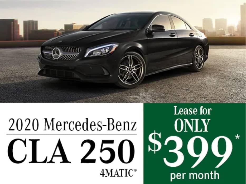 MB Offer Image - 933x700 - New Mercedes-Benz CLA 250 Offers