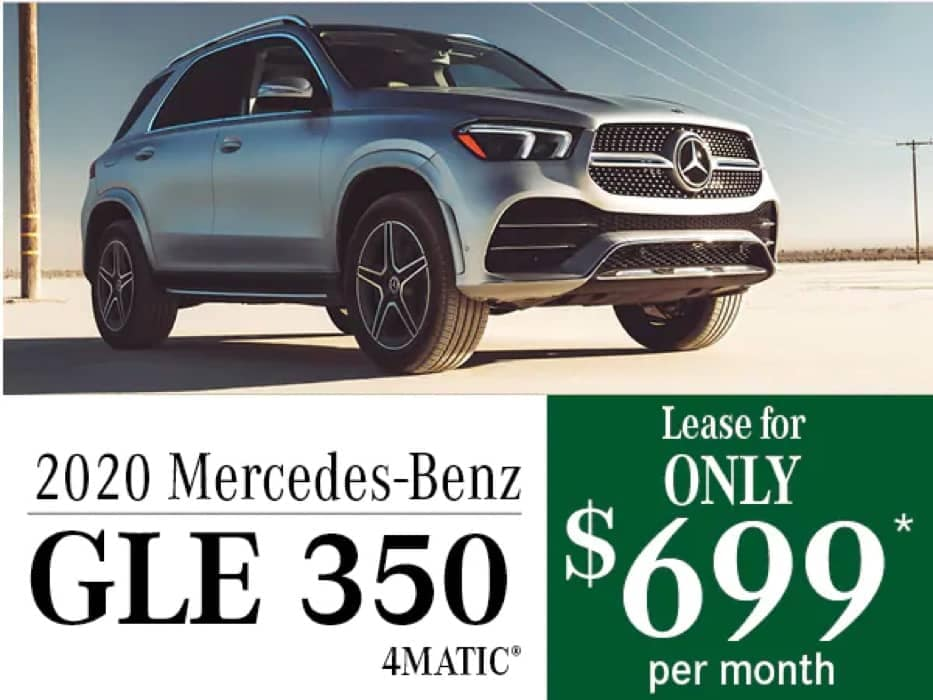 MB Offer Image - 933x700 - New Mercedes-Benz GLE 350 Offers