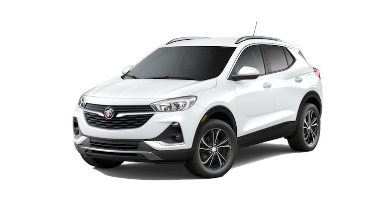 2020 Buick Encore GX Select in Summit White