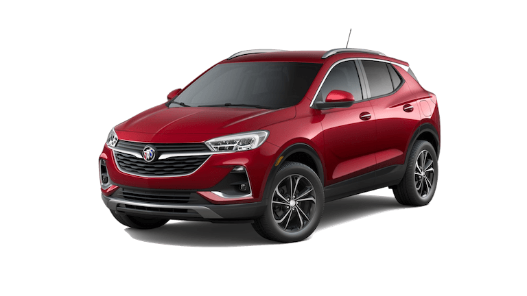 2020 Buick Encore GX Essence in Chili Red