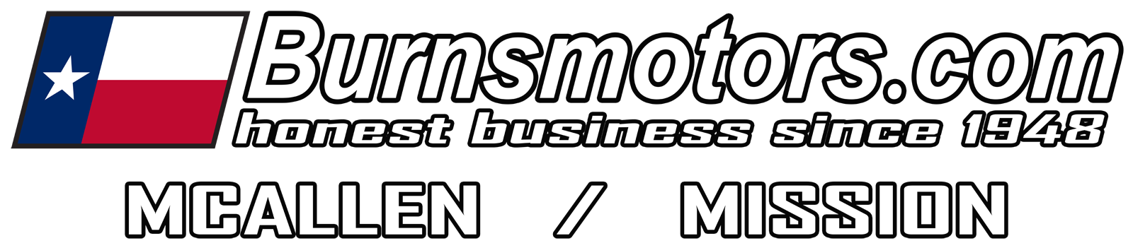 Burnsmotors.com logo