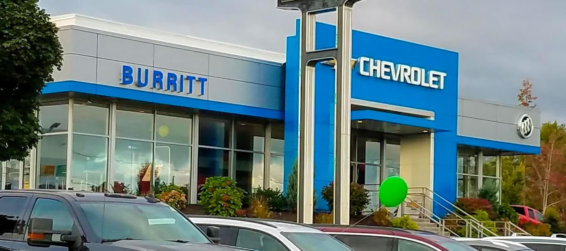 Photo of exterior of dealership