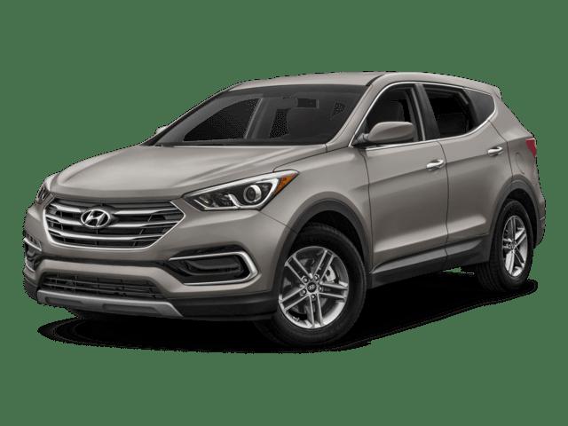 Hyundai Santa Fe FWD model