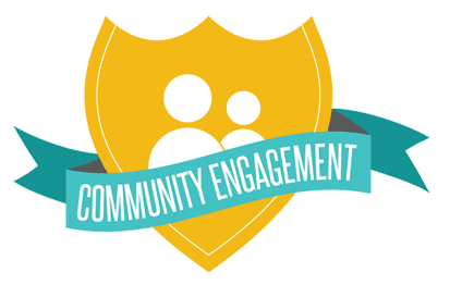Community Involvement Badge