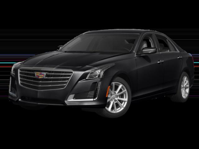 2019 Cadillac CTS Sedan angled