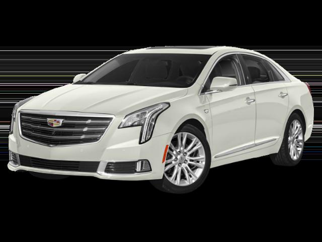 2019 Cadillac XTS angled