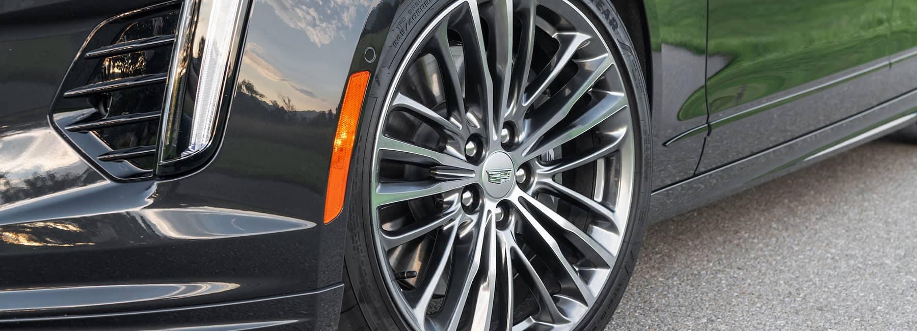 Cadillac tire