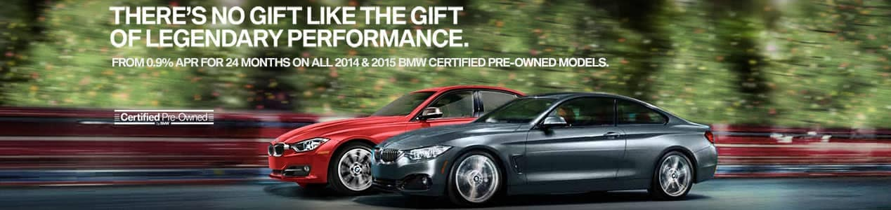 Cain BMW Certified Pre-Owned