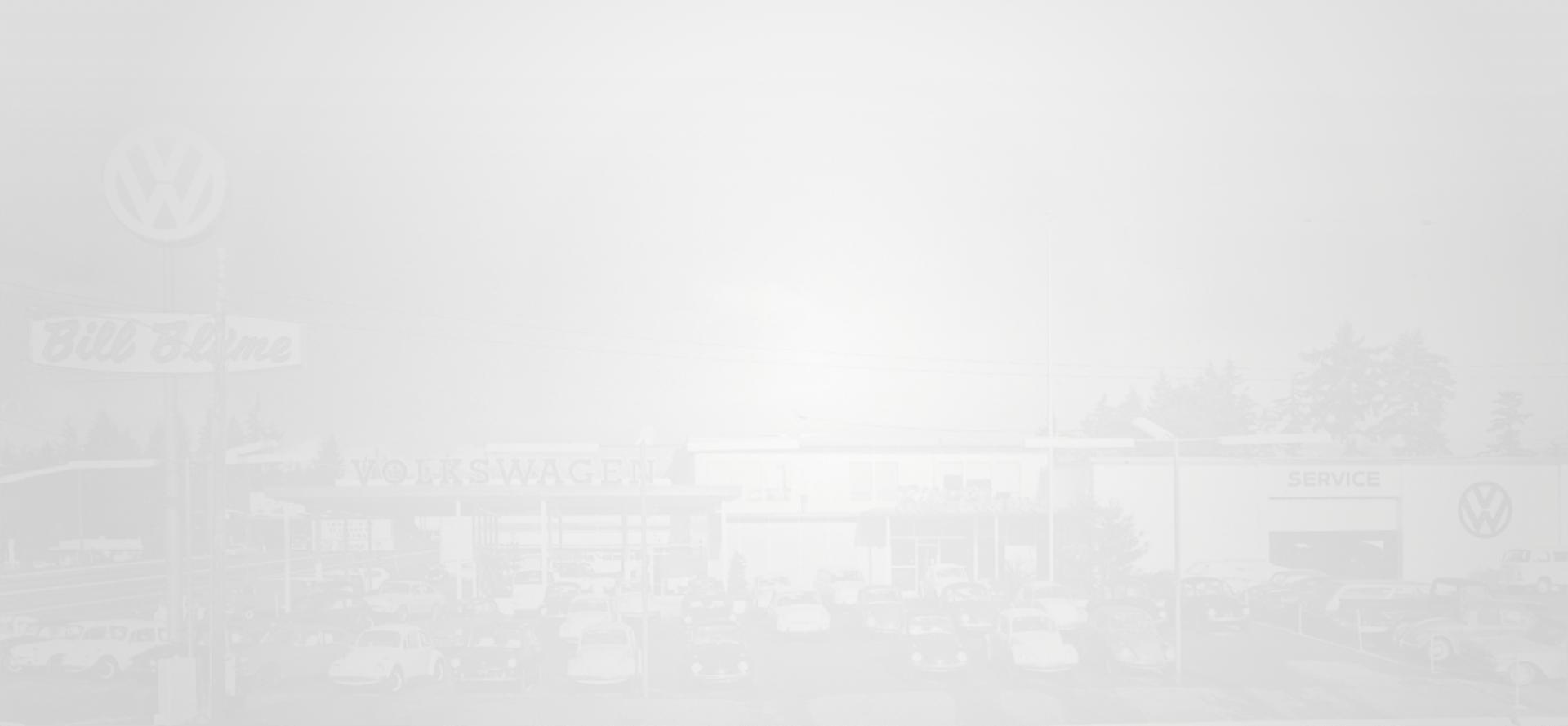 transparent background of exterior of dealership