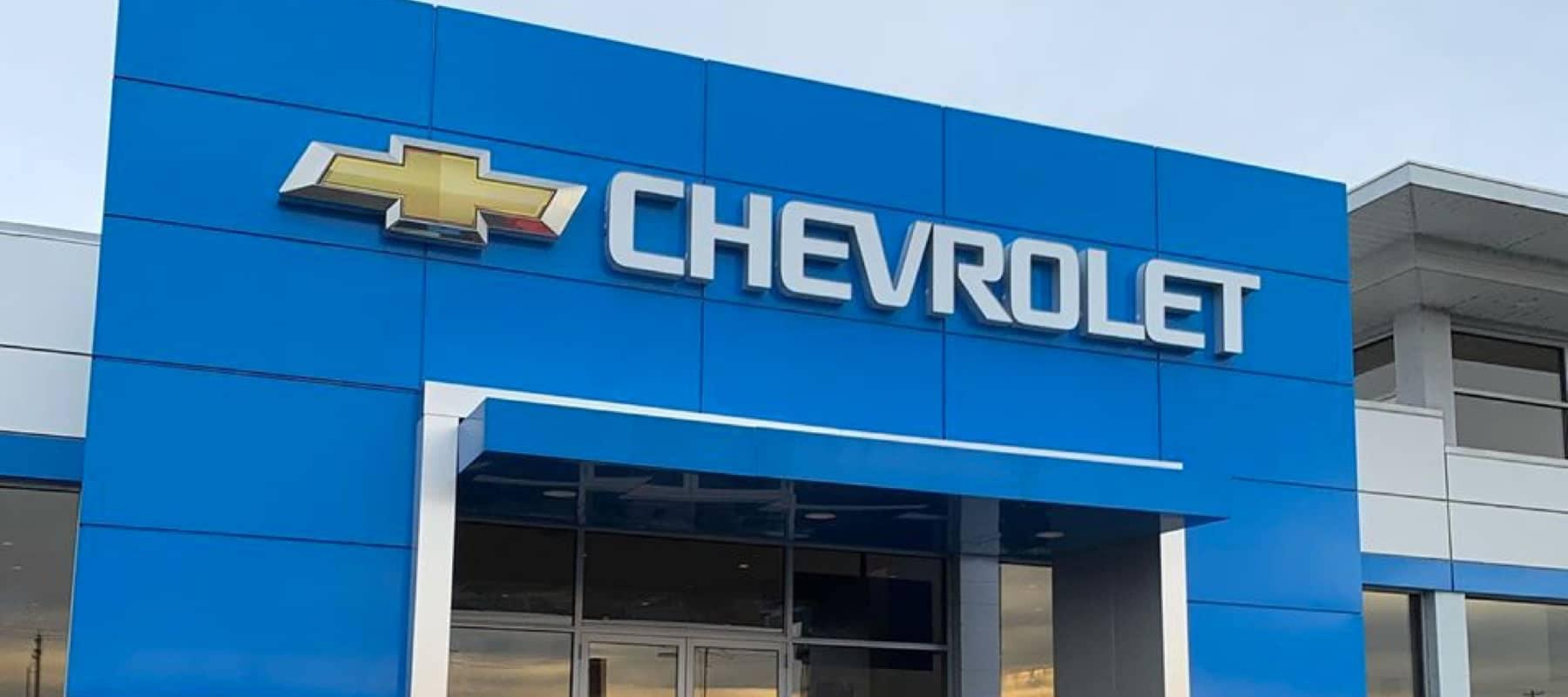 Camp Chevrolet dealership building image