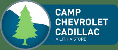 Camp Chevrolet Logo