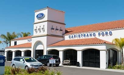 Capistrano Ford Storefront