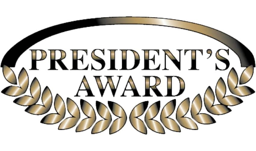 Capistrano Ford - Ford Presidents Award