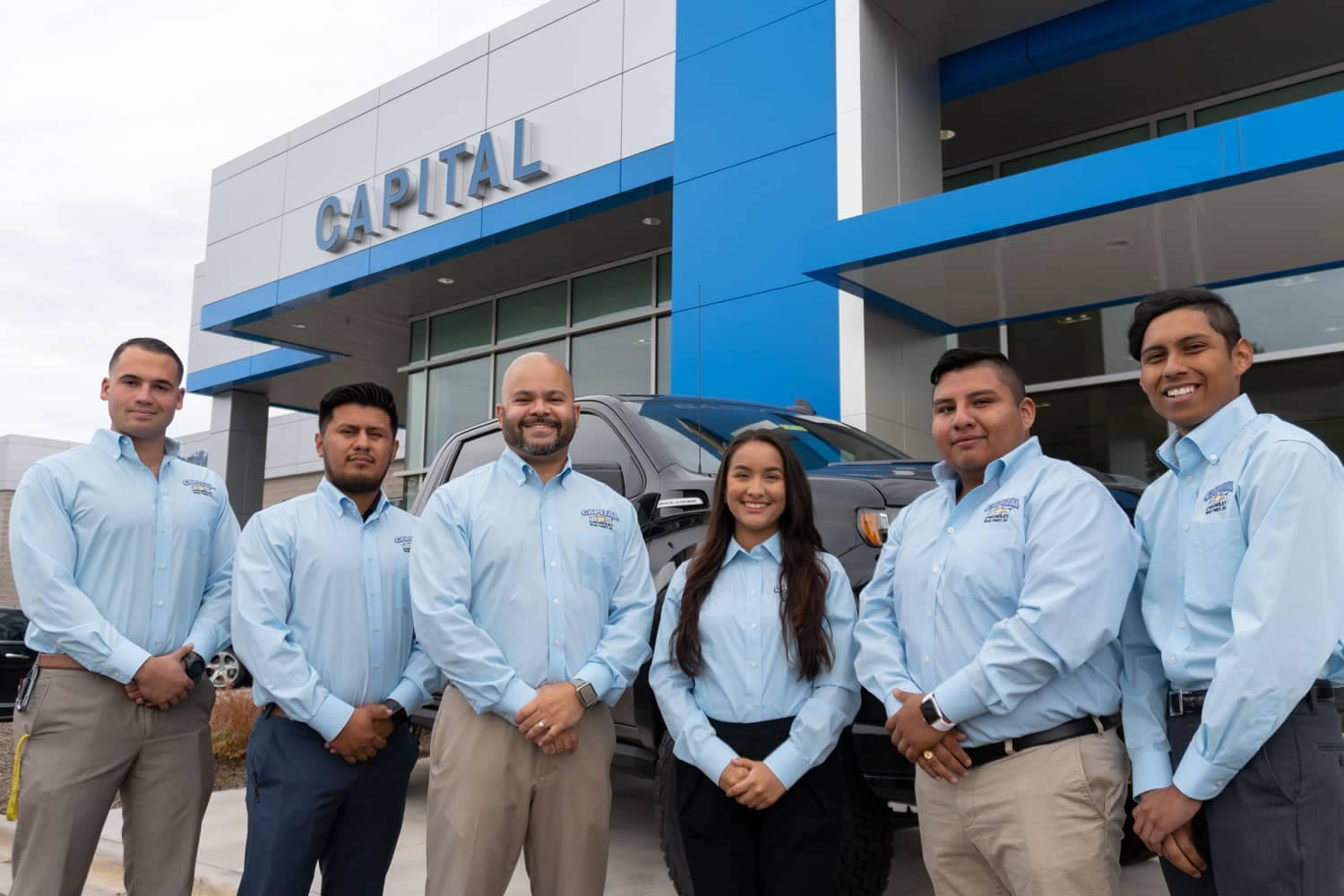Capital Chevy Group