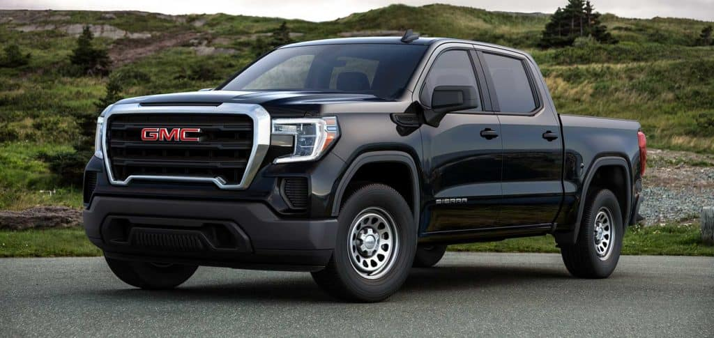 2019-GMC-Sierra-black