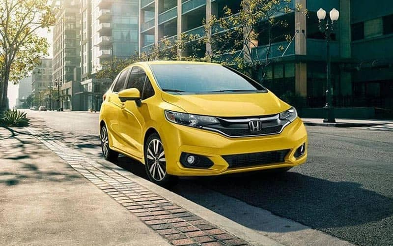 2019 Honda Fit 51618 copy