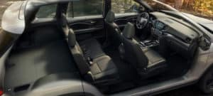 2019 Honda Passport AWD Interior Seating Overview