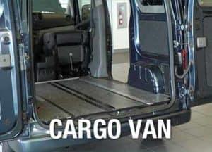 converting a cargo van