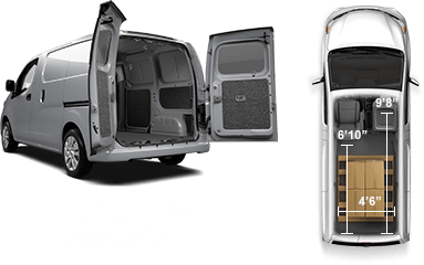 dimentions of nv200-compact-cargo2