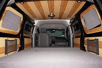 How It Works | Small Camper Van by Caravan Outfitter Edmonds WA