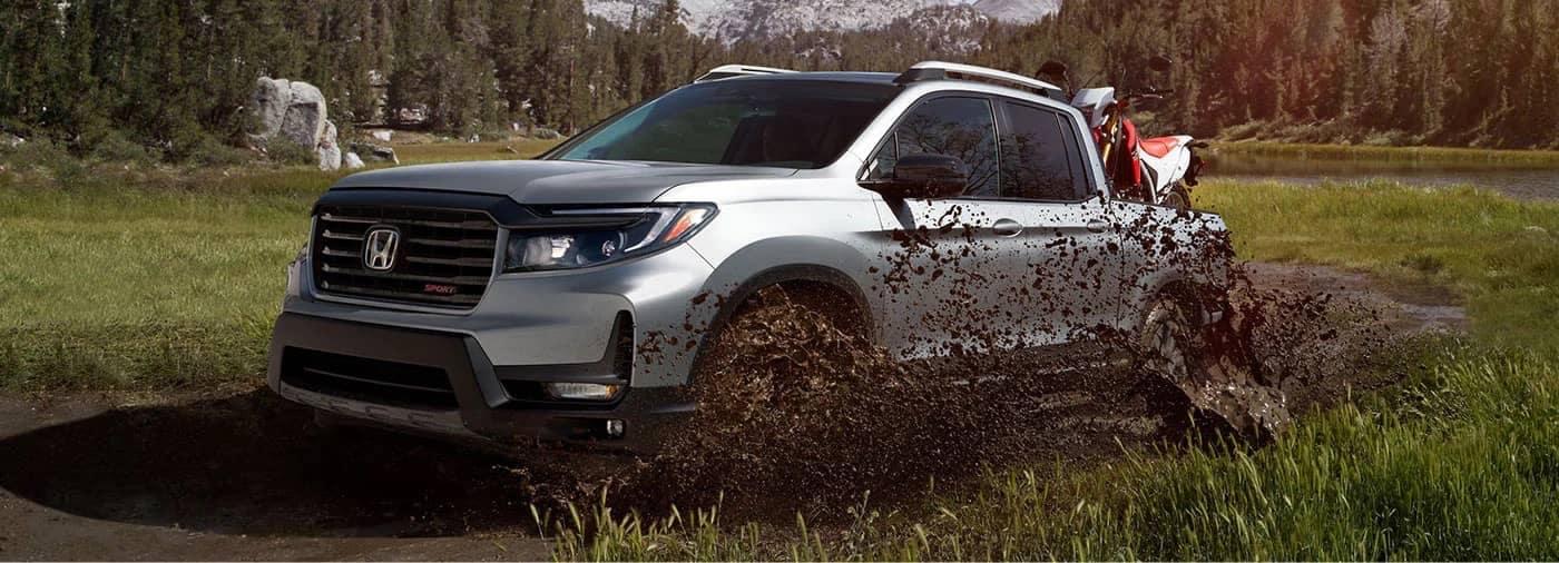 2021 Honda Ridgeline snow sand mud modes