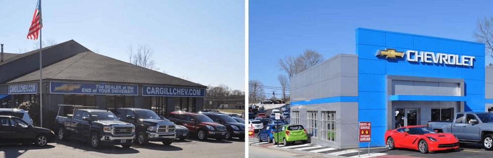 Cargill Chevrolet Company Inc Chevrolet Dealer In Putnam Ct