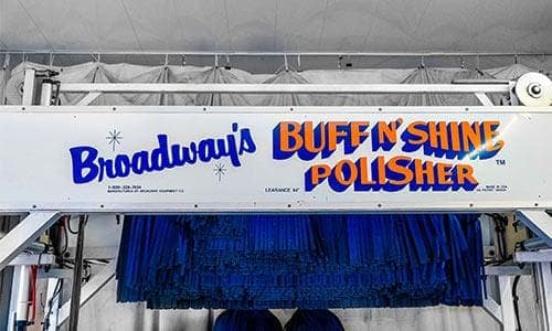 Carwash and Detail center banner