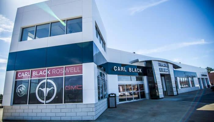 Carl Black Roswell Buick GMC
