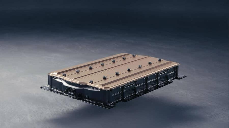 2022 GMC HUMMER EV Ultium Battery Pack Cutaway 2