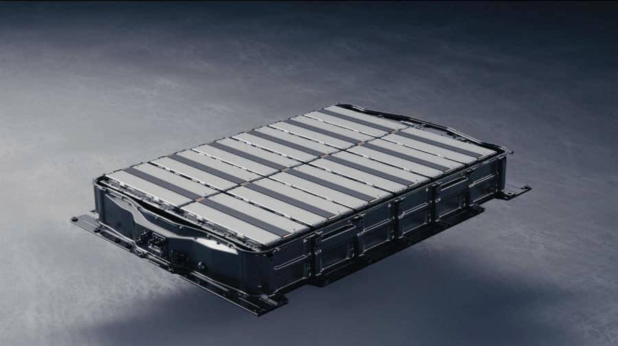 2022 GMC HUMMER EV Ultium Battery Pack Cutaway 1