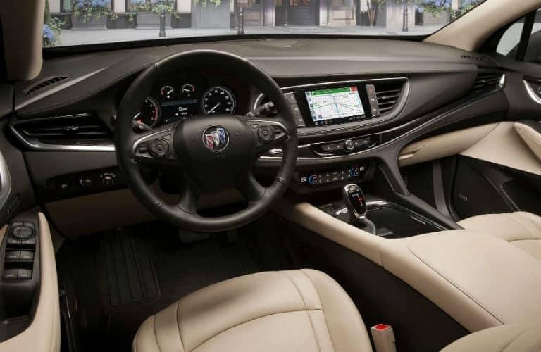 2021 Buick Enclave Interior Cabin Dashboard
