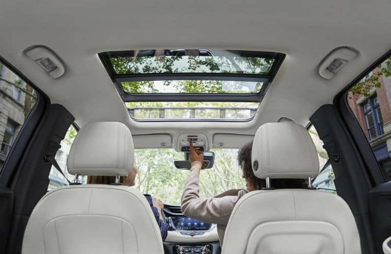 2021 Buick Encore GX Interior Cabin Moonroof