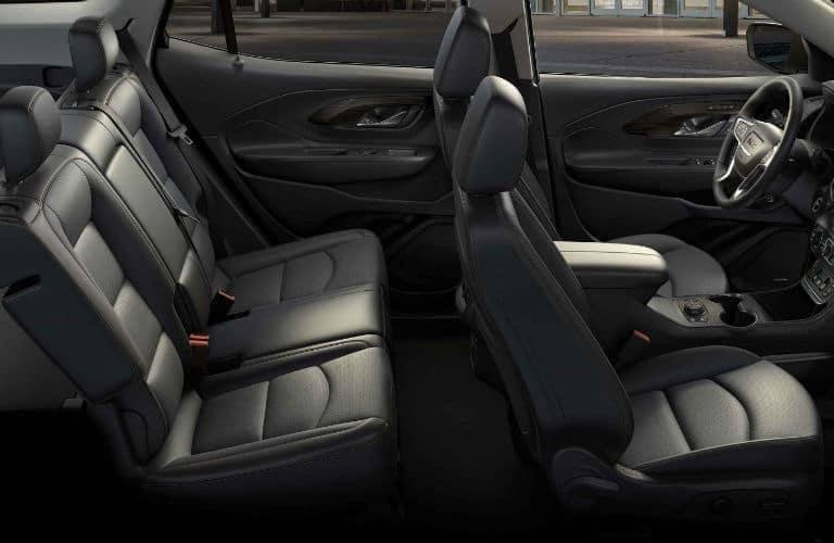 2021 GMC Terrain Interior Cabin Seating