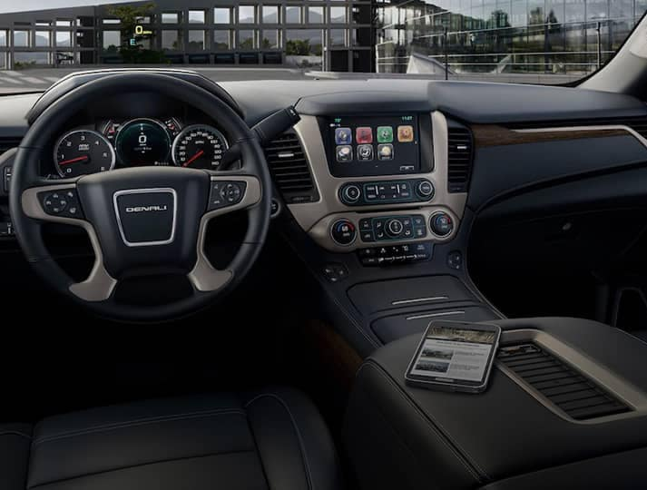 2020 GMC Yukon Denali wifi technology
