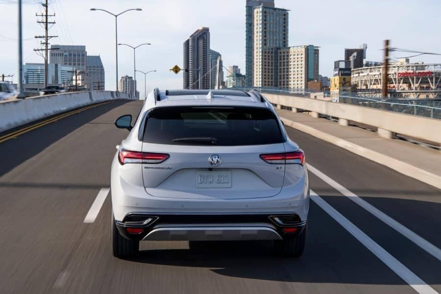 2021 Buick Envision Exterior Rear Fascia