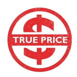 True Price Logo