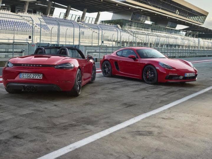 New Porsche 718 GTS