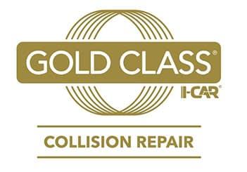 Gold Glass Logo
