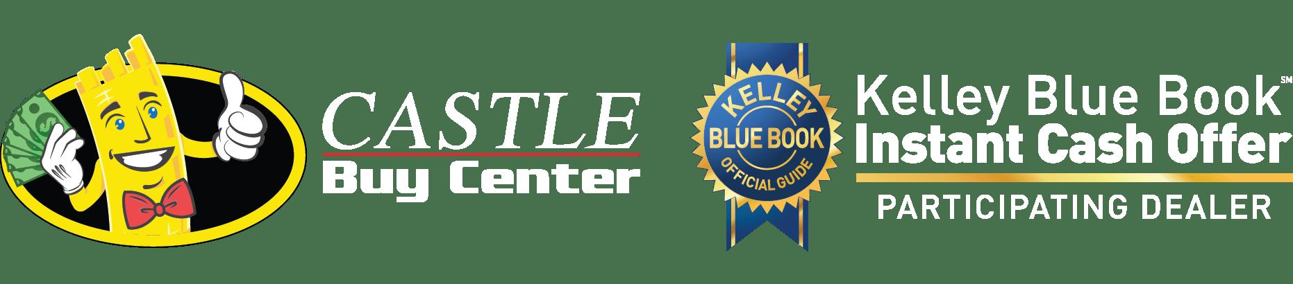 Castle Buy Center and KBB logo