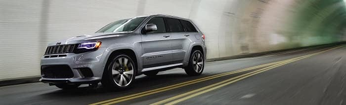 With Its Comfortable Interior, Incredible Towing Capacity, Superior  Off Road Capability, And A Wide Range Of Customization Options, The Jeep  Grand Cherokee ...