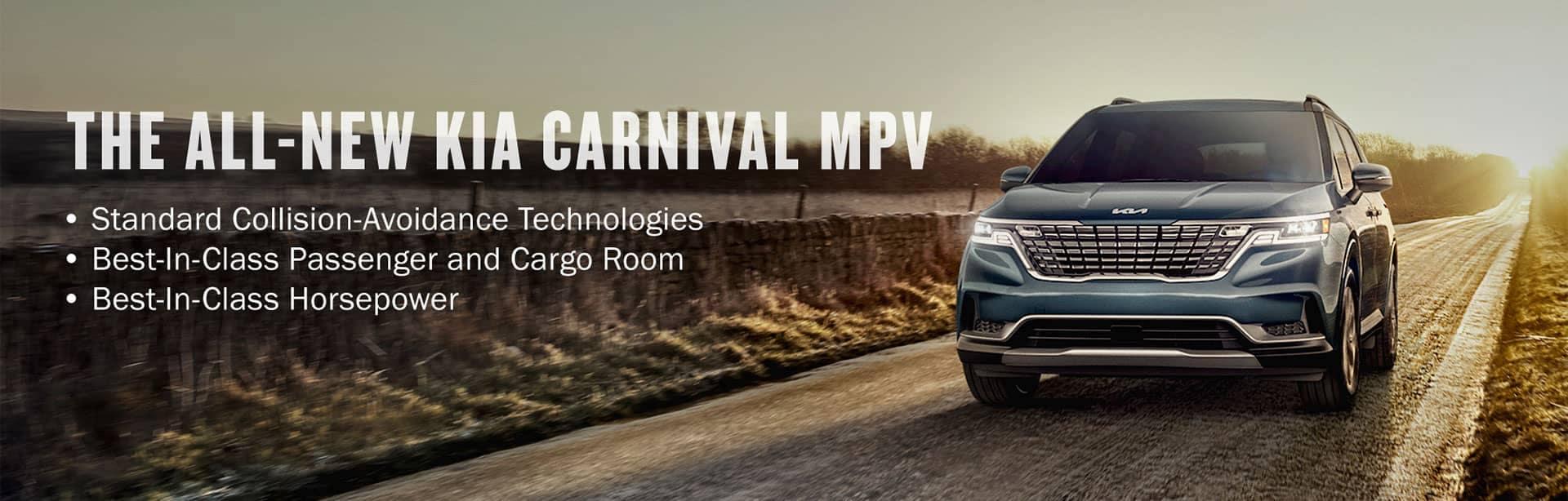 The All-New Kia Carnival MPV-202101