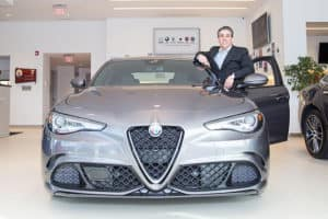 Celebrity Motor Car proudly Welcomes Alfa Romeo