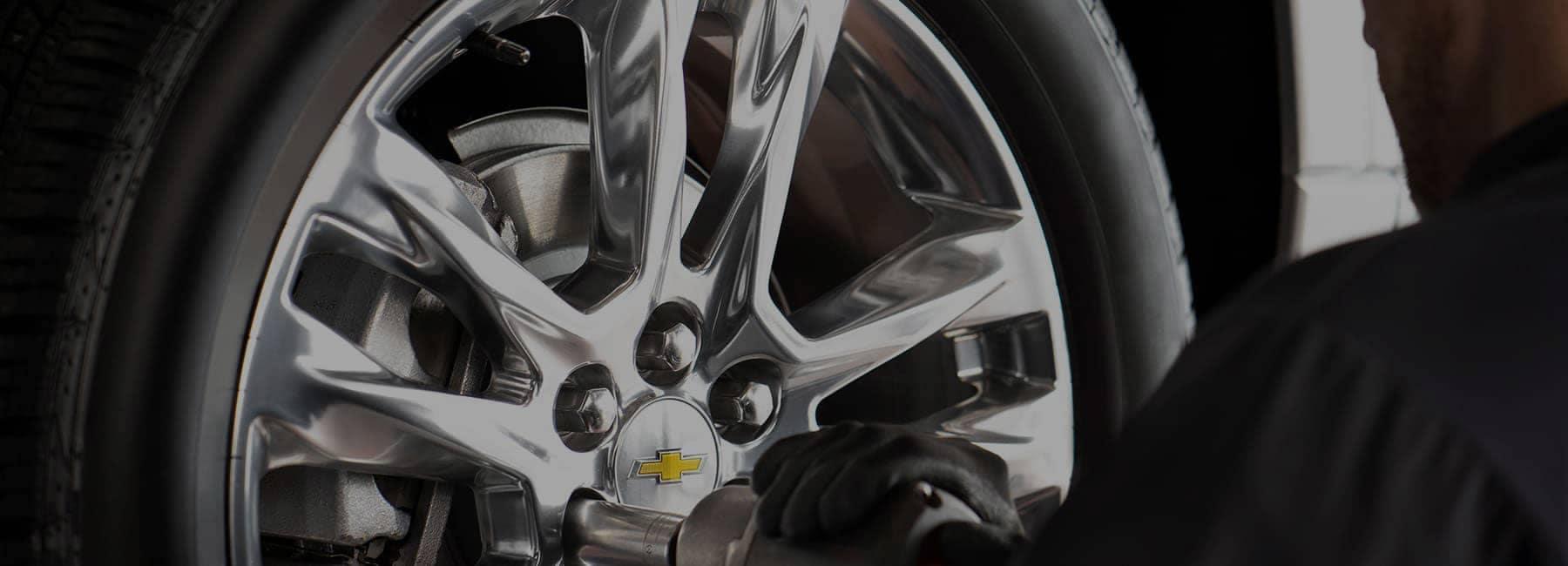 Chevrolet Car Tire