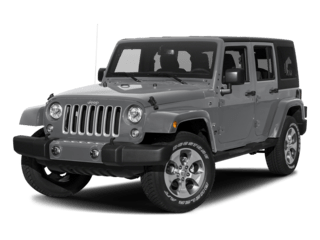 Wrangler Unlimited Sahara