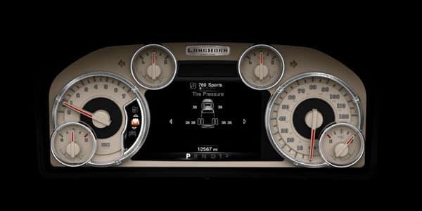 Ram 3500 Dashboard