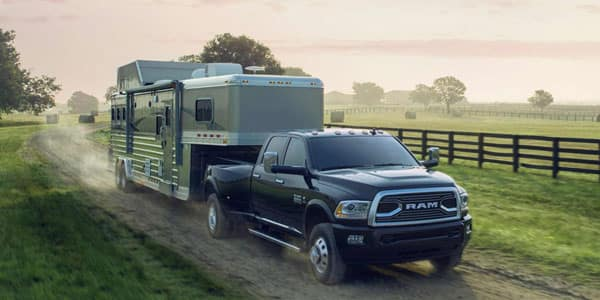 Ram 3500 Towing Trailer