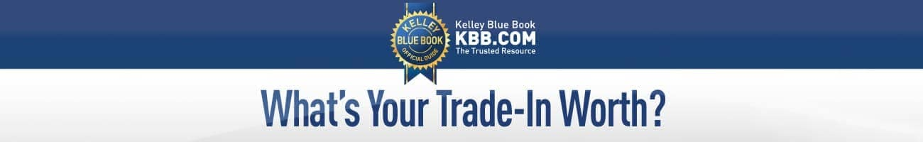 KBB What's Your Trade-In Worth