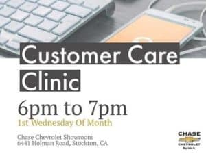 customer care clinic