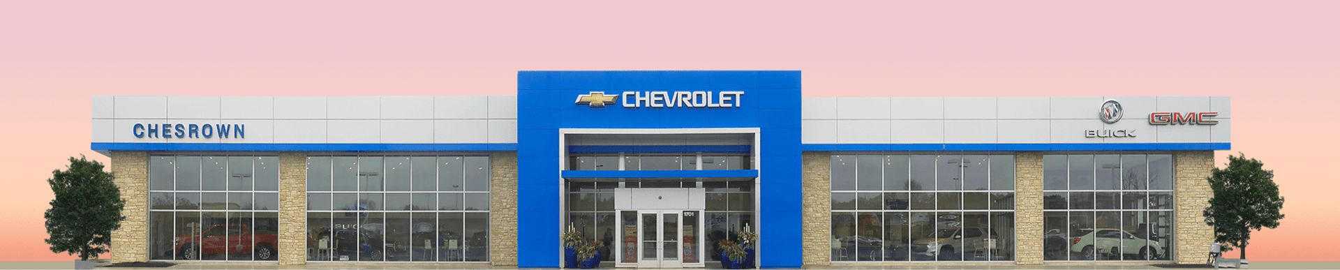 chesrown dealership