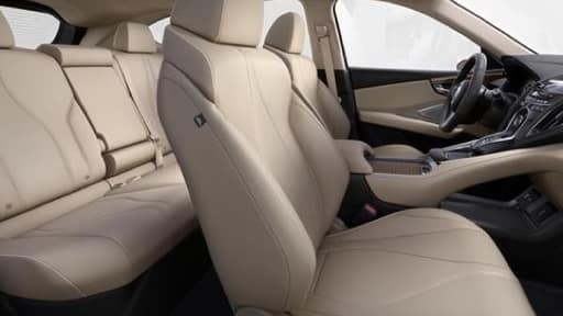 2019 Acura RDX interior features